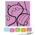 2 Cute Ink Badge